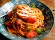 懐かしいスパゲッティ