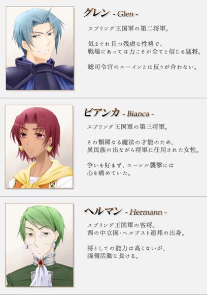 LLF - 登場人物紹介(4-2)