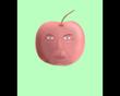激しく気持ち悪いリンゴ