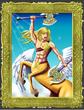 ケンヴィ陛下の肖像(額あり)