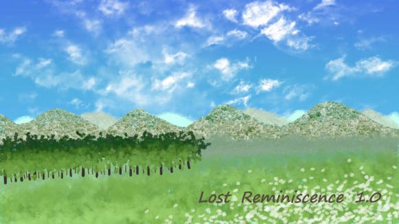 Lost Reminiscence 表紙絵