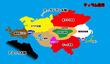 ティラム世界地図