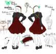 衣装デザイン2