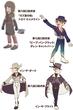 ヒトくちB&C 衣装2