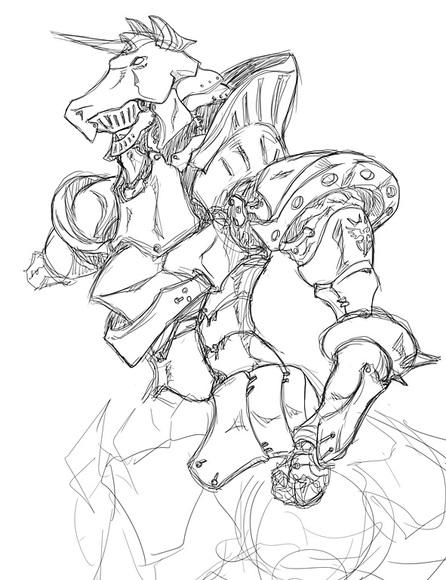 幻晶騎士ツェンドルグ