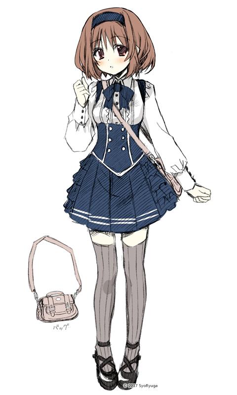 柚葉キャラクターデザイン