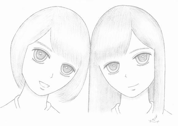 ヒナ&ミナ
