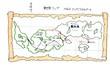 ワールドマップ 「ヘイムス・リング/ミドルアース」