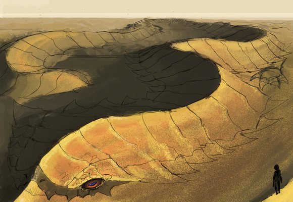 砂蛇竜ハブラアダラ