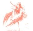 【線×色Ⅲ】天使さん(鳥越さん)