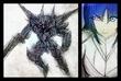 鎧装真姫ゴッドグレイツ/トウコと戦人
