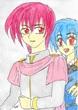 ルシファーとミハル