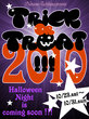 Halloween night is coming soon !