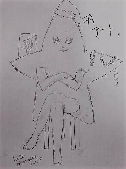 匿名希望さんよりFA?