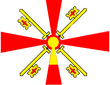 太陽鍵十字紋