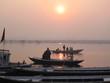 ガンジス川の朝2