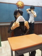 上条さんは見た。