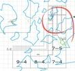 地底湖の一部拡大図(修正)