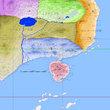 マギクラフト・マイスター21章22章関連地図