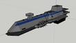 戦闘艦スザク2
