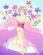 芝桜ちゃん