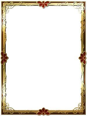 【英雄学園】カード風素材4(枠)