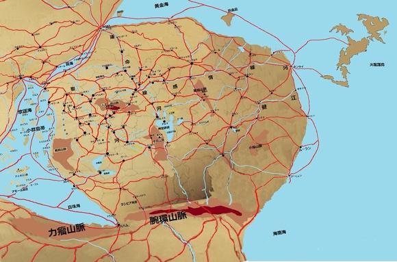 中原周辺地図
