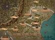 叛逆のヴァンパイア スタニーク王国北東部概略図