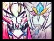 鎧装真姫ゴッドグレイツ/真紅と純白