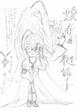 靉寿梃弧子・十一歳