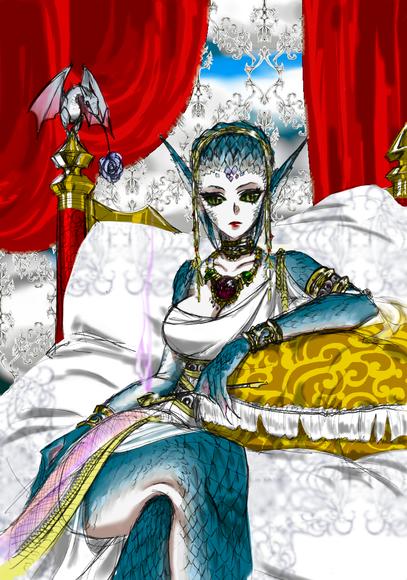 madame Dragon