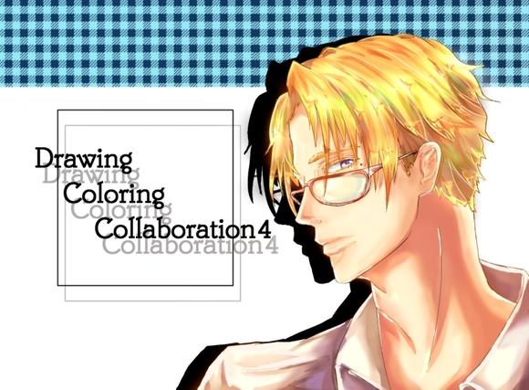 【線画×彩色◆コラボ祭Ⅳ】 まうす様の線画を塗らせていただきまし