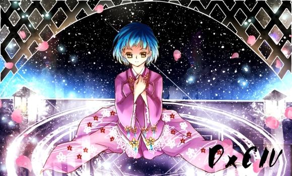 【線画×彩色◆コラボ祭Ⅳ】Saika様の線画を塗らせていただきま