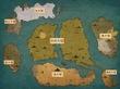 「異世界で俺は復讐を選ぶ」世界地図