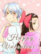 男装女子と女装男子のバレンタイン