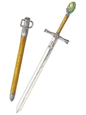 建国王の剣
