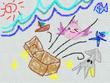 『みずうみのうみの船』13-2話の挿絵