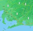 三河国地図