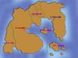 神様トレード世界地図