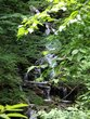 三頭山 小さな滝