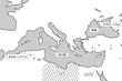 転生ヘラ13-2地図カウカーソス山