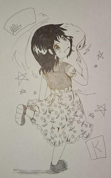 自作小説短編のキャラクター