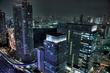 近代文明のビル街