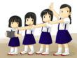 涼子と友達