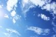 青空と白雲7