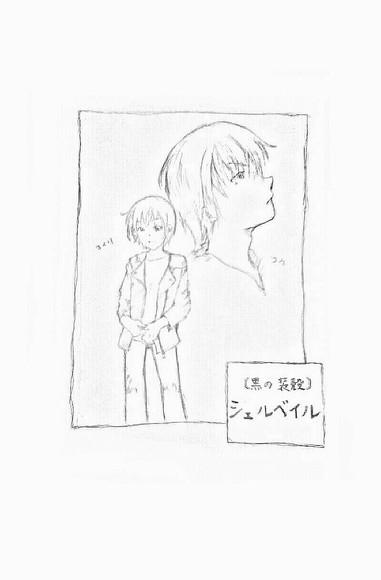 黒の装殻シェルベイルFA〜その2〜