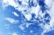 青空と白雲6