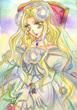 FAで白薔薇の姫です。