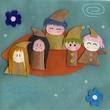 童話『アンチャンの小人たち』の第三話の挿絵