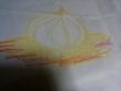 檸檬 絵郎様への贈り物の加工用 アナログ絵